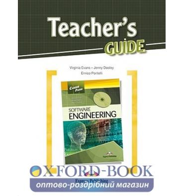 Книжка Career Paths Software Engineering Teachers Guide ISBN 9781471539138