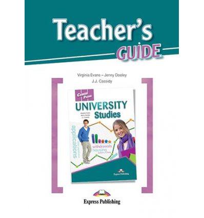 Книжка Career Paths University Studies Teachers Guide ISBN 9781471545504