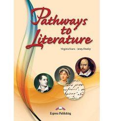 Підручник Pathways to Literature Students Book ISBN 9781471533518