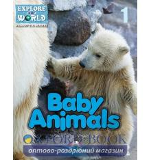 Книжка Baby Animals Reader ISBN 9781471532634