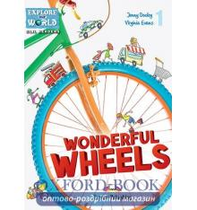 Книжка Wonderful Wheels Reader ISBN 9781471550843