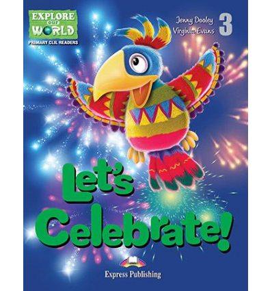 Книжка Lets Celebrate! Reader ISBN 9781471532894