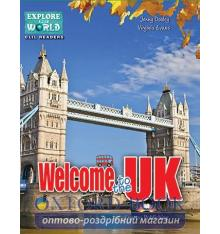 Книжка Welcome to the Uk Reader ISBN 9781471542107