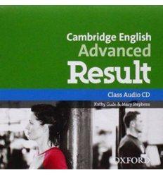 Cambridge English Advanced Result Class CD