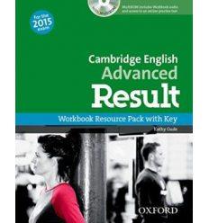 Cambridge English Advanced Result Workbook with key and MultiROM