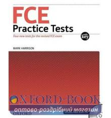 Cambridge English FCE Practice Tests with key and Audio CDs