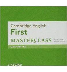Cambridge English First Masterclass Audio CDs