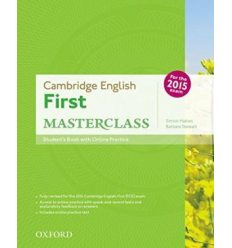 Cambridge English First Masterclass Student's Book with Online Practice