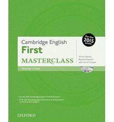 Cambridge English First Masterclass Teacher's Book with DVD