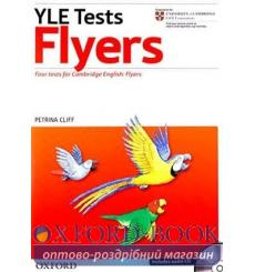 Учебник Cambridge YLE Tests Flyers students book with TB and Audio CD 9780194577236 купить Киев Украина
