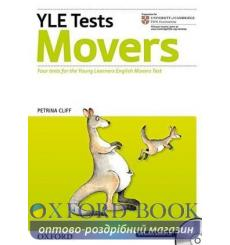Учебник Cambridge YLE Tests Movers Students Book with Audio CD ISBN 9780194577199 купить Киев Украина
