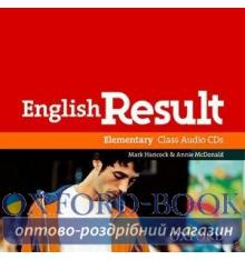 English Result Elementary Class CDs