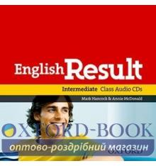 English Result Intermediate Class CDs ISBN 9780194305129