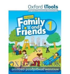 Family and Friends Starter iTools 2nd Edition 9780194808149 купить Киев