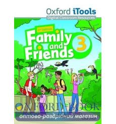 Family and Friends 3 iTools 2nd Edition 9780194808170 купить Киев