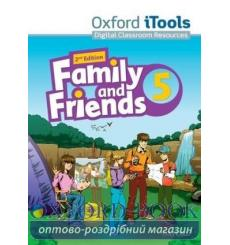 Family and Friends 5 iTools 2nd Edition 9780194808194 купить Киев