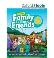 Family and Friends 2nd Edition 6 iTools