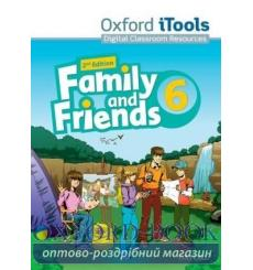 Family and Friends 6 iTools 2nd Edition 9780194808200 купить Киев