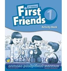 Тетрадь First Friends 1 Activity Book 3rd Edition 9780194432399 купить Киев Украина