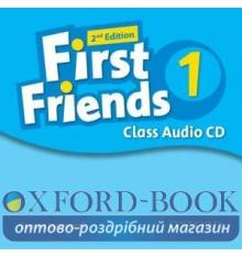 First Friends 2nd Edition 1 Class CD