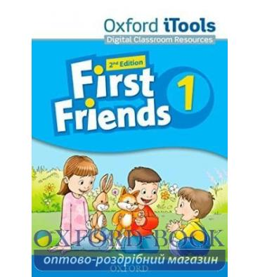 First Friends 2nd Edition 1 iTools DVD-ROM