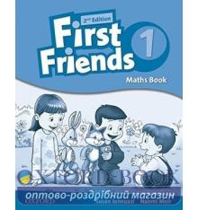 First Friends 2nd Edition 1 Maths Book