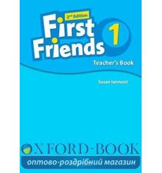 First Friends 1 Teachers Book 3rd Edition 9780194432412 купить Киев Украина