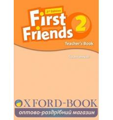 First Friends 2 Teachers Book 3rd Edition 9780194432528 купить Киев Украина