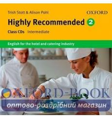 Highly Recommended New Edition 2 Class CDs 9780194577533 купить Киев Украина