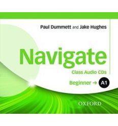Navigate Beginner A1 Class Audio CDs