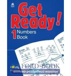 Книга Get Ready 1 NB 9780194339155