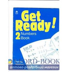 Get Ready! 2 Numbers Book