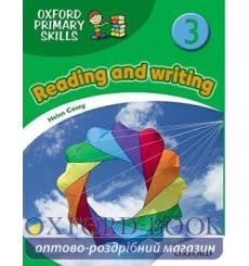 Oxford Primary Skills Reading and Writing 3 9780194674041 купить Киев Украина