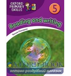 Oxford Primary Skills Reading and Writing 5 9780194674072 купить Киев Украина