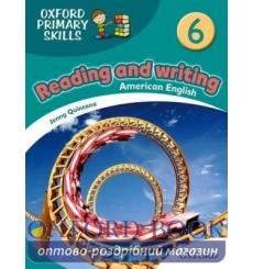 Oxford Primary Skills Reading and Writing (American English) 6 9780194002806 купить Киев Украина