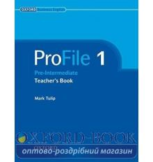 ProFile 1 Teacher's Book