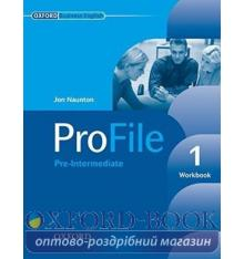 ProFile 1 Workbook