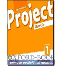 Project 4th Edition 1 Class CDs ISBN 9780194765909