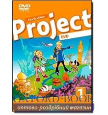 Project 4th Edition 1 DVD ISBN 9780194765732