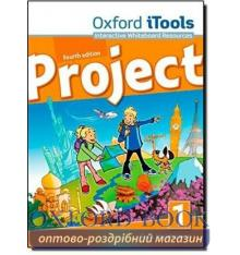 Ресурсы для доски Project 4th Edition 1 iTools ISBN 9780194765787