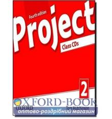 Project 4th Edition 2 Class CDs ISBN 9780194765916