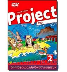 Project 4th Edition 2 DVD ISBN 9780194765749