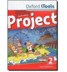 Ресурсы для доски Project 4th Edition 2 iTools ISBN 9780194765794