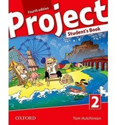 учебник project 2 students book