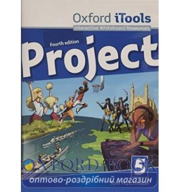 Ресурсы для доски Project 4th Edition 5 iTools ISBN 9780194765824