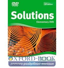 Solutions Elementary Second Edition: DVD ISBN 9780194552738