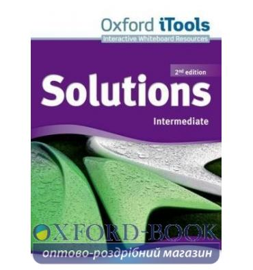 Solutions Intermediate Second Edition: iTools DVD-ROM