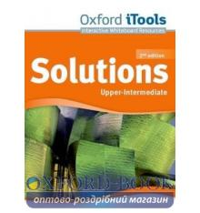 Solutions Upper-Intermediate Second Edition: iTools DVD-ROM