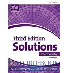 Solutions 3rd Edition Intermediate Workbook