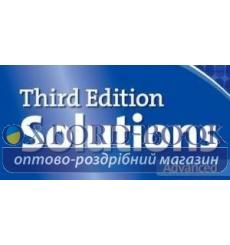 Solutions 3rd Edition Advanced Teacher's Book with Teacher's Resource Disc